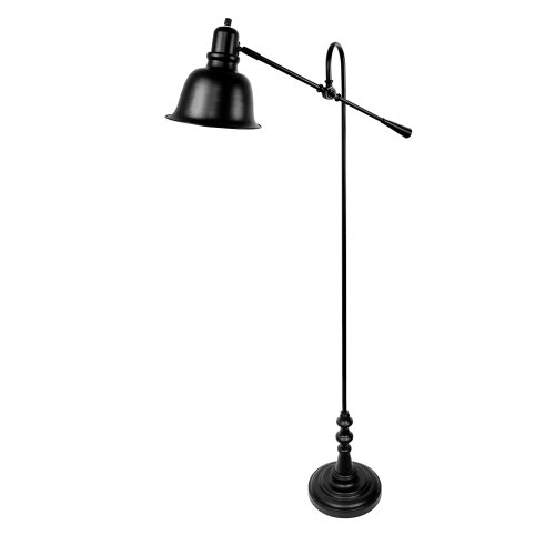 Home Design 57 Inch Tall Oil Rubbed Bronze Dodge Floor Lamp