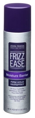JOHN FRIEDA Frizz Ease Moisture Barrier Firm Hold Spray, 12 Ounce