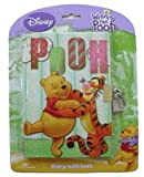 Disney Pooh with Tigger Diary Notebook With Lock