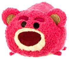 Disney Store Mini (S) Tsum Tsum Toy Story-Lots-o '-Huggin'- Poupée et Mini-Poupée-Ours en peluche