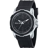 時計 Black Dice メンズ Vibe BD-065-01 Black Silicone Quartz Watch with Black Dial [並行輸入品]