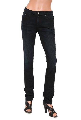 Big Star Women's Envy Long Skinny Cigarette Jean in Oslo Size 31