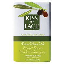 Kiss My Face Pure Olive Oil Bar Soap 8 Oz from Kiss My Face