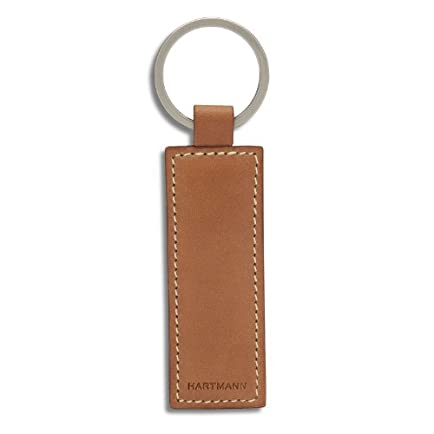 Hartmann Belting Leather Key Fob Stamp