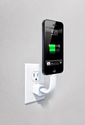 iPhone5用 TRUNK Lightningケーブル (White)