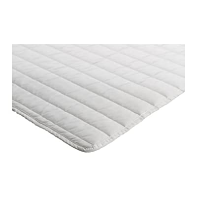Ikea Vyssa Tulta Mattress Pad, White