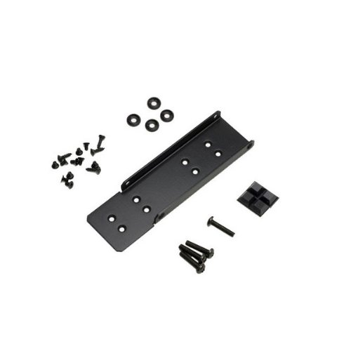 New Shure | High-Quality Universal Mounting Bracket Connecting Two Half-Rack Products, Wa504 With For Psm Series 1/2 Rack Space Transmitters