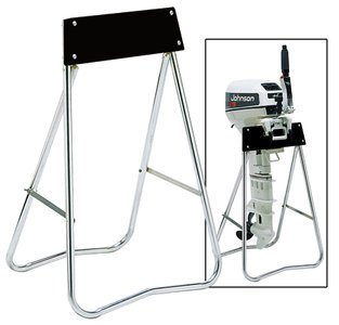 Garelick 50-HP Capacity Outboard Motor Stand