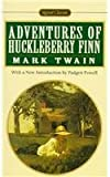 The Adventures of Huckleberry Finn (Signet Classics (Pb))