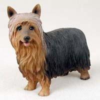 Animal Figurine - Silky Terrier Figurine