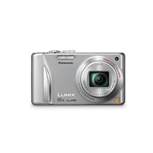 Panasonic Lumix ZS15 12.1 MP High Sensitivity MOS Digital Camera with 16x Optical Zoom (Silver)