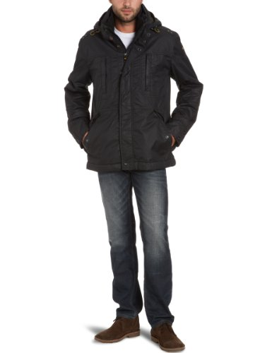 camel active Wallace Men's Coat Black C44IN