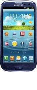 Samsung I9300 Galaxy S III 16GB (blue) EU-Ware ohne Simlock, ohne Branding, ohne Vertrag