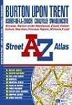 Burton upon Trent Street Atlas