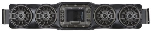 SSV Works WP-UO4S Universal Bluetooth IPOD 4 Speaker Overhead Weatherproof Audio System (Atv Radio System Can Am compare prices)