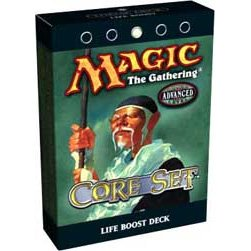 Buy Magic the Gathering MTG 8th Edition Core Set Life boost Theme Deck