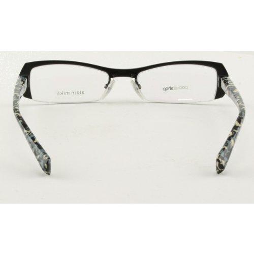 alain mikli a0613 19 black camo eyeglasses 52mm on sale