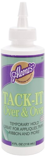 Aleene's Tack-It Over & Over 4oz - 1