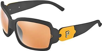 Maxx Sunglasses Women's Pittsburgh Pirates Bombshell 2.0 Sunglasses