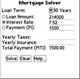 PRO-MortgageGadgets for Palm OS 5 downloadable Software