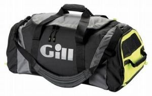 Gill Cargo Bag 2012 black/HiVis L002 by Gill