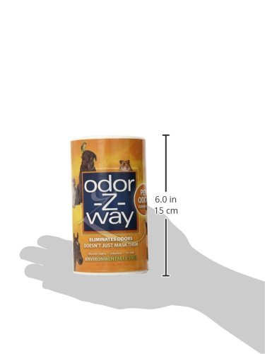 MJ ODORZWAY Odor-Z-Way Pet Odor Eliminator, 14-Ounce