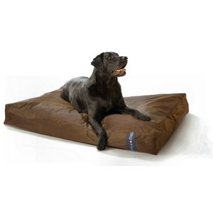 Big Hug Large Pet Bean Bag - Olive Green by The Cowshed