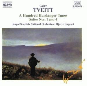 Tveitt: Hundred Hardanger Tunes from Naxos
