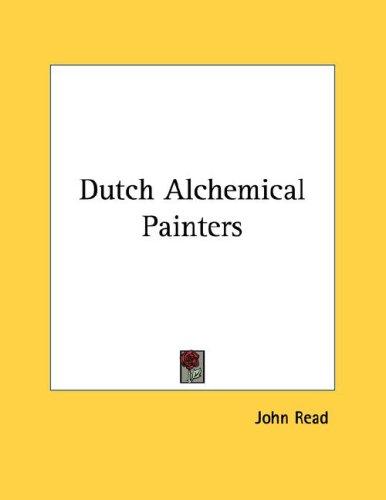 Dutch Alchemical Painters