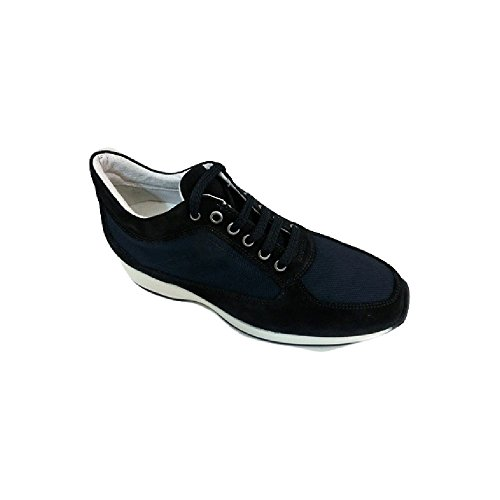 Scarpe uomo Soldini made in italy am49 Bleu (39)