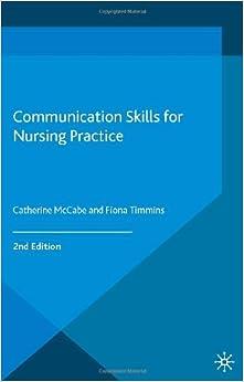 communication competencies to get caregiving practice