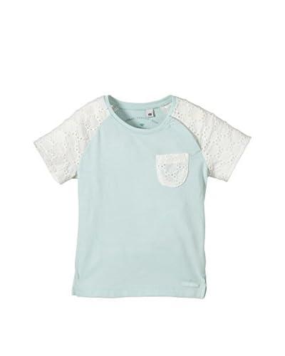 Tom Tailor Kids Camiseta Manga Corta Azul Claro