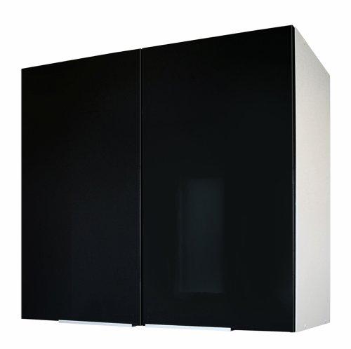 Sakaka berlenus cp8hn meuble haut de cuisine 2 portes - Meuble haut cuisine 80 cm ...