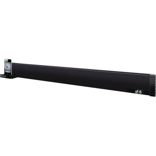 Ilive 3.1 Channel Sound Bar With Built-In Subwoofer For Ipod And Iphone