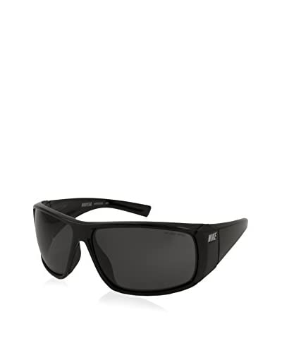Nike Men's Wrapstar Sunglasses, Black/Grey
