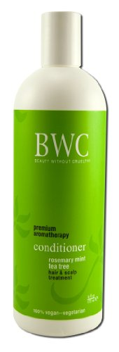 Beauty Without Cruelty Conditioner, Rosemary Mint Tea Tree 473 ml (Kuren)