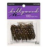 Hollywood Hair Pins Bronze 1-3/4
