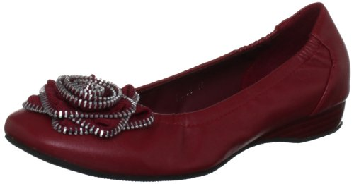 Lunar Women's Flj050 Red Ballet 4 UK, 37 EU