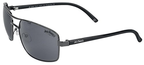 Jack Daniel's Seriously Silver Occhiali da sole standard