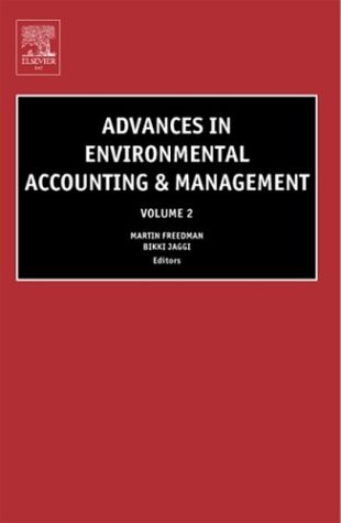 Advances in Environmental Accounting and Management, Volume 2 (Advances in Environmental Accounting & Management)