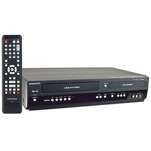 Great Features Of Magnavox ZV427MG9 DVD Recorder / VCR with Line-In Recording (No Tuner)
