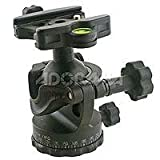 Acratech V2 Ballhead with Quick Release, Level and Detent Pin, Supports 25 lbs.