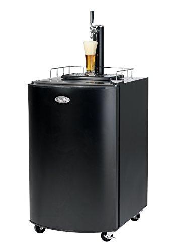 Nostalgia KRS2100 5.1 Cubic-Foot Full Size Kegorator Draft Beer Dispenser (Keg Refrigerator compare prices)