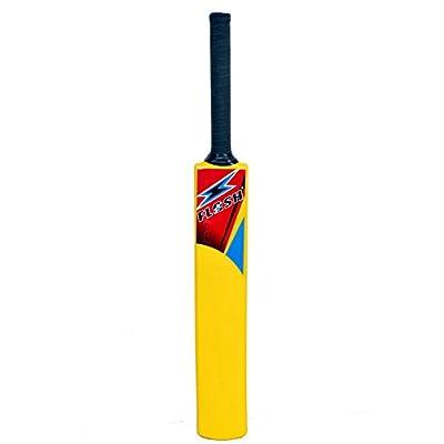 FLASH Plastic Cricket Bat (Size:5)