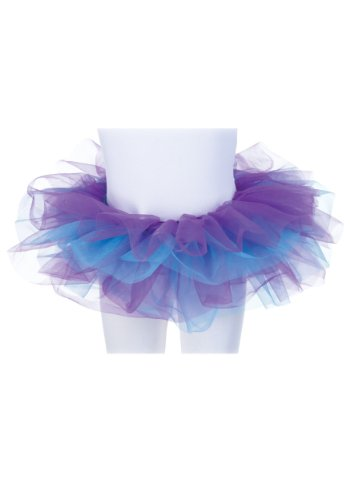 Kids 2-Color Tutu Skirt
