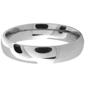 Size 12 -Inox Jewelry 316L Stainless Steel Ring