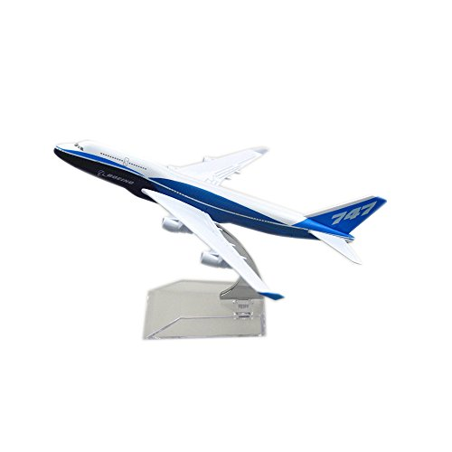 Boeing 747 Alloy Metal Airplane Models Die-cast 1:400 (Boeing 747 Model compare prices)