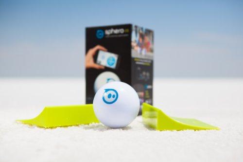 「Sphero 2.0」iPhoneでコントロールするボール型ロボット