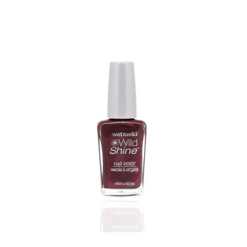 ウェットアンドワイルド Wild Shine Nail Color Night Prowl