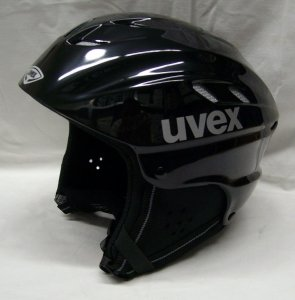 Skihelm Uvex X-Ride Rental IAS (Größe: XS-M = 53-57cm, Farbe: 55 silber)